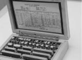 Концевые меры длины КМД, наборы КМД