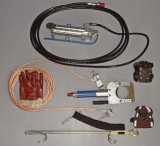 Устройства для прокола и резки кабеля