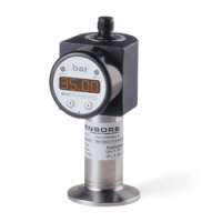 DS 200P датчик реле давления